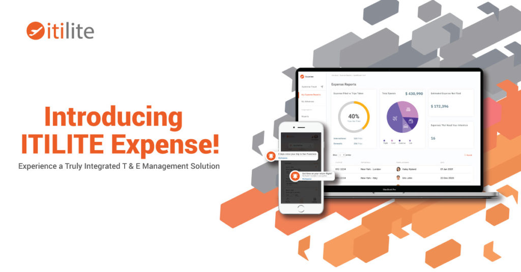 ITILITE Expense Launch Cover Image