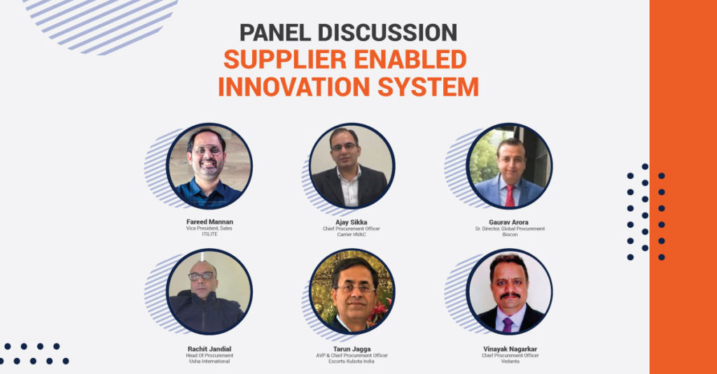 Panel discussion on supplier enabled innovation | itilite