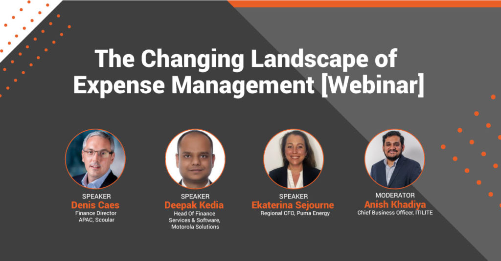 The changing landscape of expense management (Webinar)