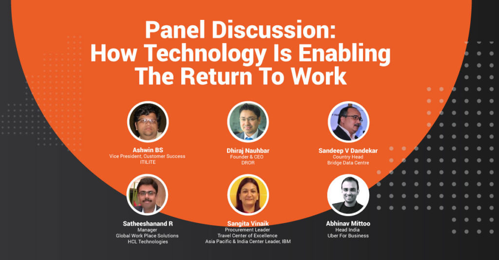 How is Technology Enabling the Return to Work?
