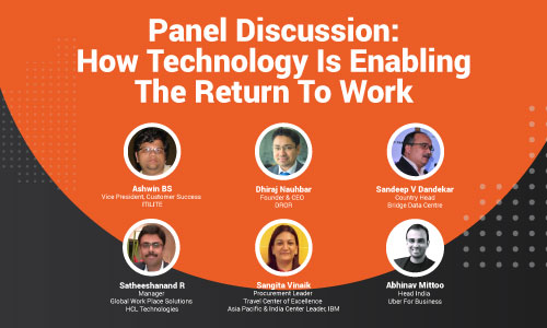 How technology is enabling the return to work - featured image